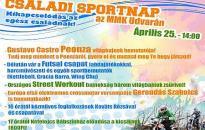 Sportnap: erő és szórakozás