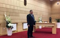 Városháza: dr. Molnár Attila lett a város új jegyzője