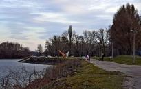Időjárás: derűre ború – aztán szeles, változékony tavasz