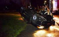 Rendőrség: balesetet okozott, meglógott – de elcsípték