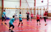 Egyéni edzéstervvel készülnek a röplabdázók