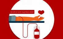 Vöröskereszt: veszélyhelyzetben is várják a véradókat!