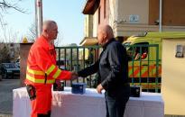 Nagy segítség a mentősöknek