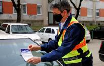 Parkolófelszabadítás: töretlen lendülettel