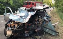 Brutális baleset volt a tegnap délutáni – itt az összes fontos részlet (extra képtárral)
