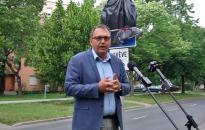 Közlekedés: új forgalmi rend, 40-nél több új parkólóhely a Weiner körúton