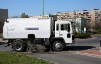 Várostakarítás: több mint 53 tonna kosz tűnt el az utakról