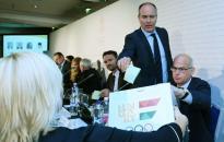 Újabb négy évig Kulcsár Krisztián a MOB elnöke