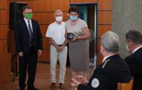 Rendhagyó Semmelweis-nap a kórházban – elismerésözönnel