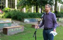 Megújultak a padok, régi-új környezet a Petőfi ligetben