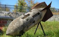 Szerdán szállítják el a második világháborús bombát