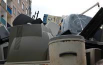 Elektromos- és fémhulladék-gyűjtés: rajta, Római! (webgalériával)