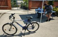 Rendőrség: városunkba is eljutott a BikeSafe