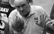 Elhunyt Kasziba István röplabdaedző