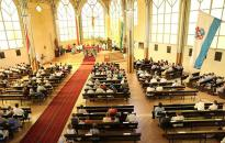 Nagyboldogasszonytól Szent István királyig a katolikus közösségben