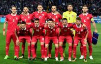 Magyarországon játszhatja hazai mérkőzéseit a szerb labdarúgó-válogatott