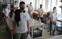 DSTV: gólyanapot szervezett a kereskedelmi középiskola
