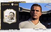 Puskásé a legnagyobb érték az új játékosok között a FIFA-videojátékban
