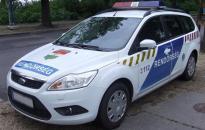 Sorompót tört, büntetőeljárás vár a sofőrre