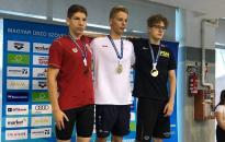 Újabb bajnoki érem Debrecenben