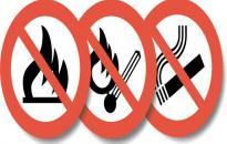 Tűzgyújtási tilalom van érvényben!