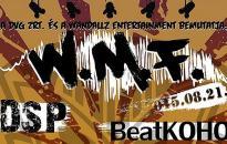 Wandallz Mini Feszt - Hip-hop buli a Szabadstrandon
