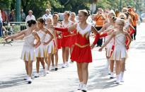 Zene és tánc a főutcán