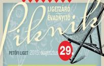 Piknik a város közepén - Ligetzáró-Évadnyitó szombaton