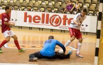 Futsal: az Aramis érkezik