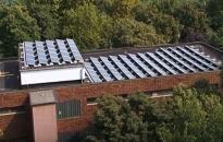 Napelemekkel az energiahatékonyságért