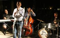 Apa és fia egy színpadon - Egri János Quartet a Művészben-DO-videó