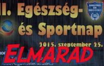 Dunaferr iskola: elmarad a pénteki sportnap