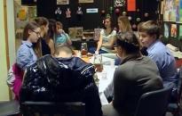 Ülésezett a diákönkormányzat