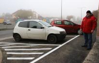 Megújult a parkoló