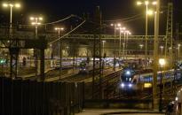 Hétvégén nem mennek be a vonatok a Délibe