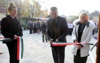 Pannon Oktatási Központ - Felavatták az iskola új auláját