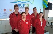 Úszás: Szerbiában remekeltek a Dunaferr SE versenyzői