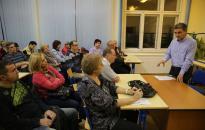 Lakossági fórum a szennyvízelvezetésről