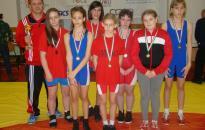 Birkózás: bronzos lányok