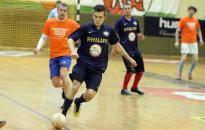 Futsal bajnokság: gólözön a nyitányon