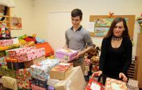 Angyali segítség - Dobozban az ajándékok