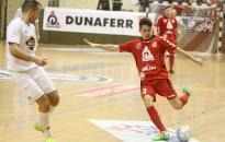 Futsal: elégedett szakvezetés