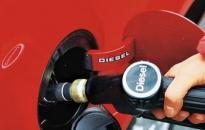 300 forint alá esik a gázolaj ára