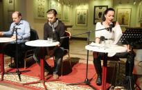 A hangok játéka - Felolvasóest a Bartókban