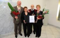 Átadták a Pro Cultura Intercisae díjat