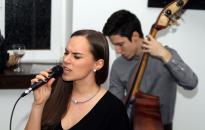 Jazztörténelmi pillanat a Művészben