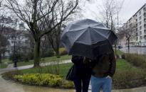 Enyhe, de esős, szeles időnk lesz hétvégén