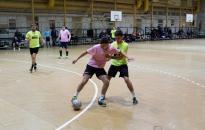 Futsal bajnokság: erős véghajrá