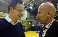 Futsal: Szijjártó Péter is elismerte a Dunaferr teljesítményét