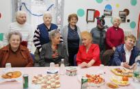 Farsangi mulatság az Őszirózsa klubban